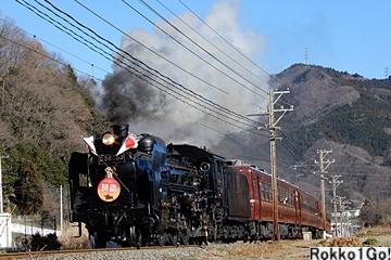 秩父鉄道 樋口-野上