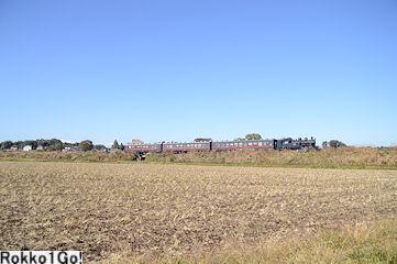 真岡鉄道撮影地